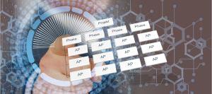 Automatischer Projekt-Struktur-Plan PSP mit Excel - WBS work breakdown structure