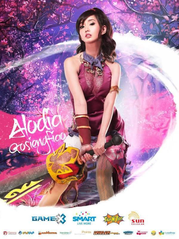 Alodia Gosiengfiao ESGS Poster