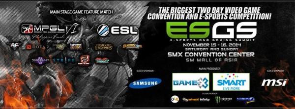 ESGS Banner
