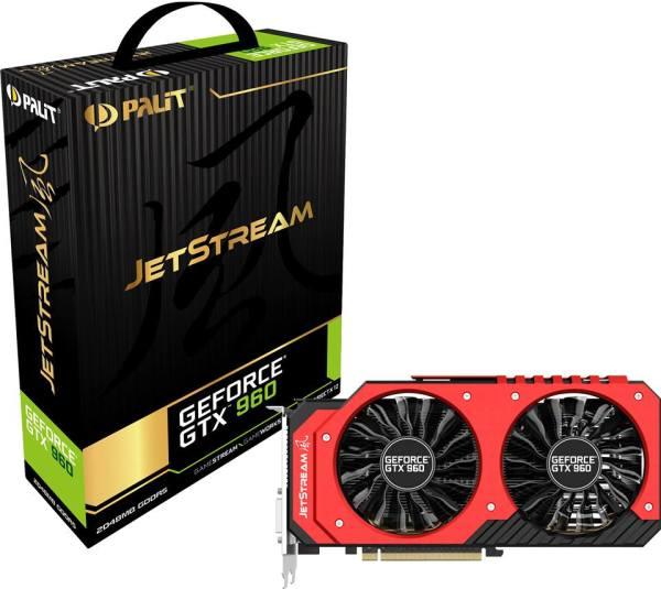 Palit GTX 960 JetStream