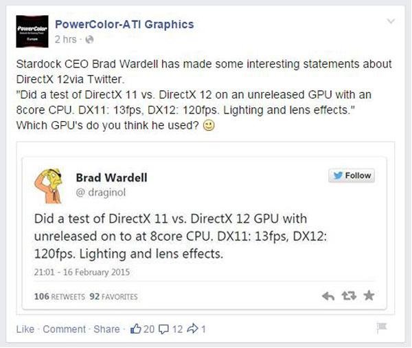 DirectX 11 vs DirectX 12 Stardock News (2)