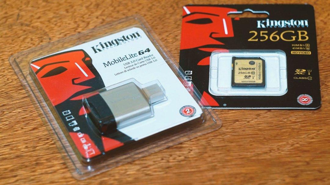 Kingston MobileLite G4 Card Reader (1)