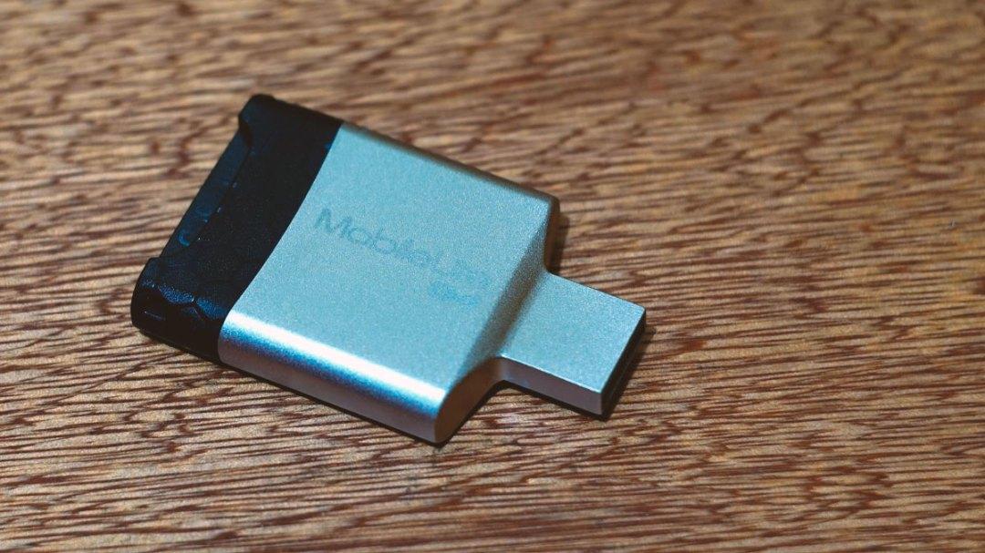 Kingston MobileLite G4 Card Reader (3)
