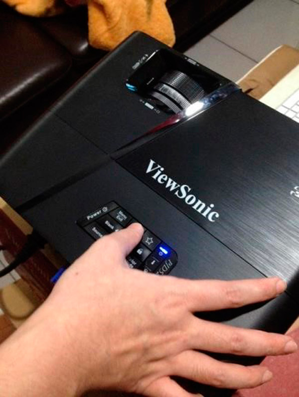 ViewSonic PJD5255 Unboxing (7)