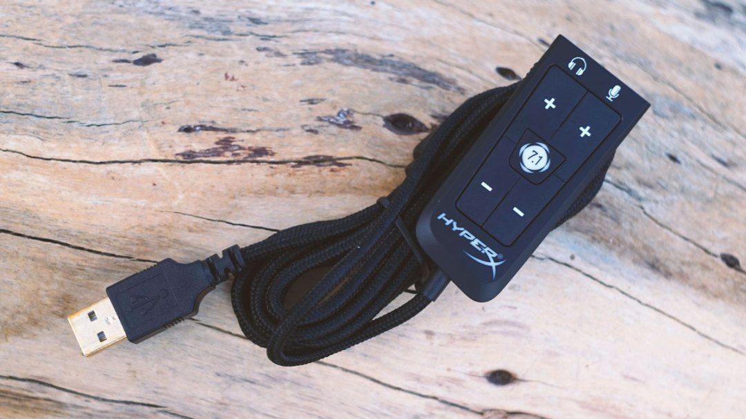 Kingston HyperX Cloud II Gaming Headset (13)