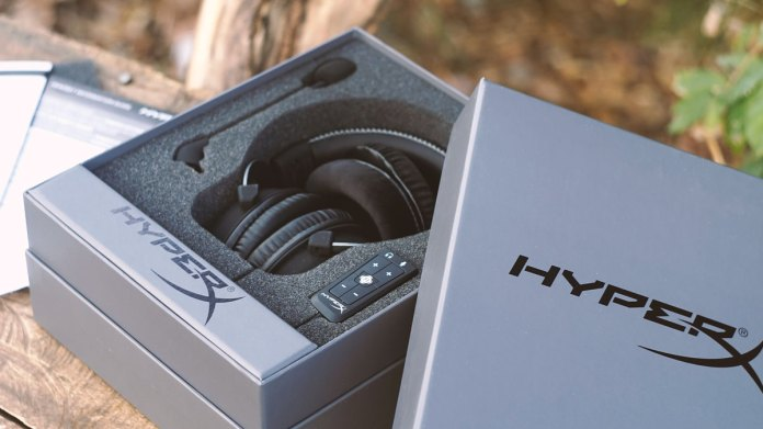 Kingston HyperX Cloud II Gaming Headset (4)
