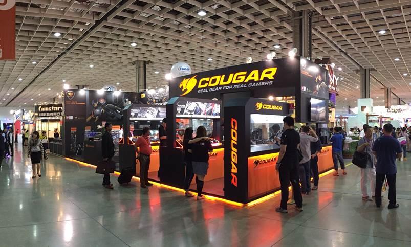 COUGAR Computex 2015 PR