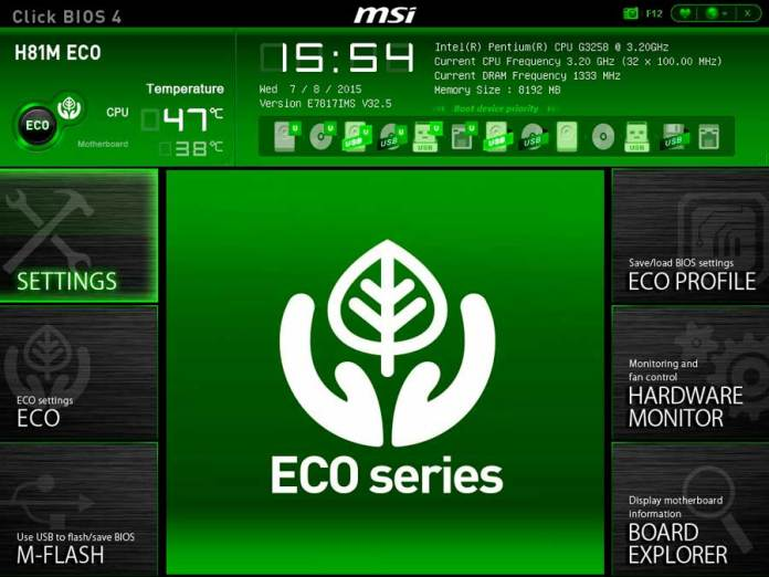 MSI H81 ECO BIOS UEFI (1)