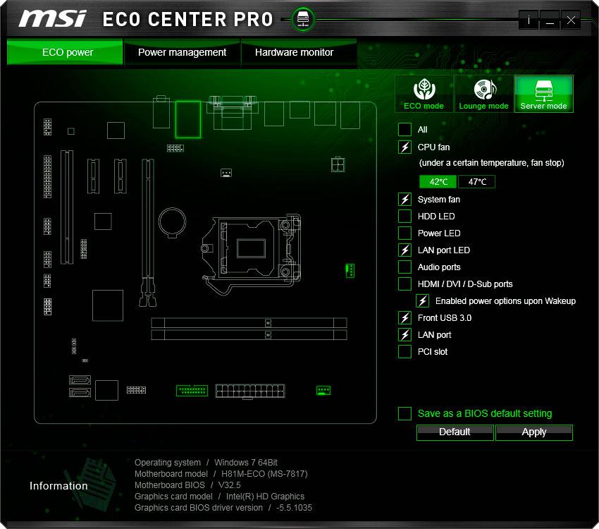 MSI H81 Softwares (2)