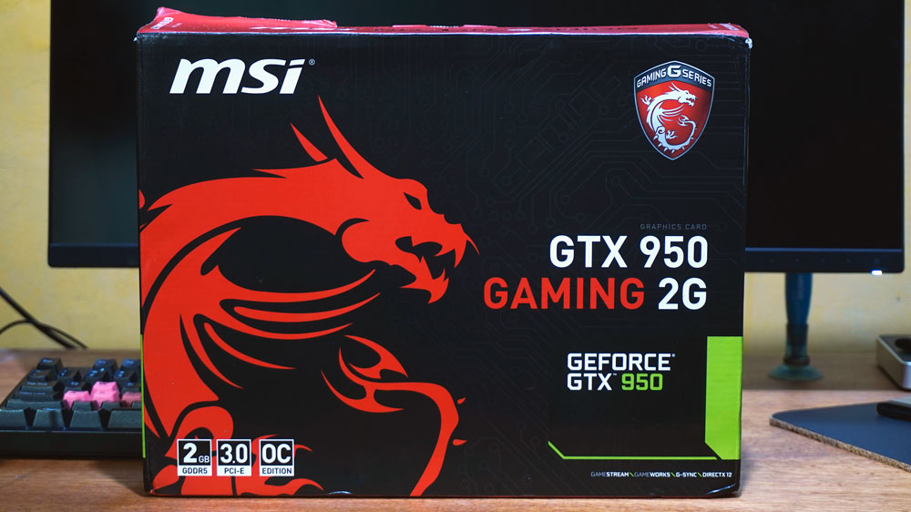 MSI GTX 950 Gaming Review (1)