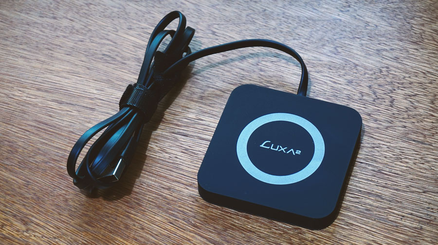 LUXA2 S100 Wireless Charger Review (7)