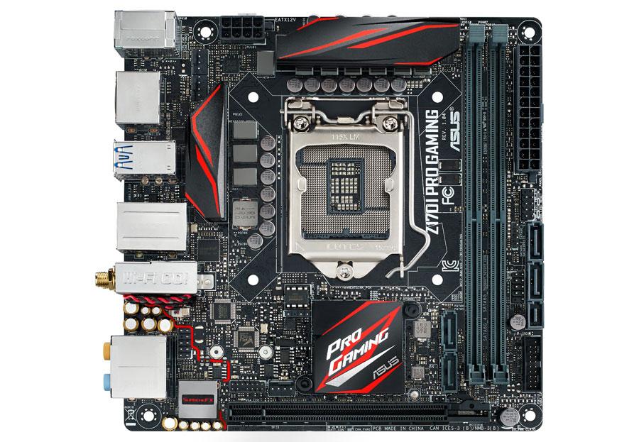 ASUS Z170I Pro Gaming PR (3)