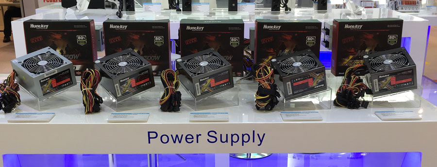 Huntkey Global Source Consumer Electronics Show PR (3)