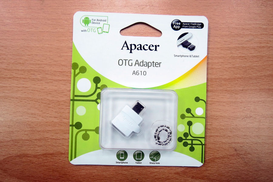 APACER OTG A610 Overview (1)