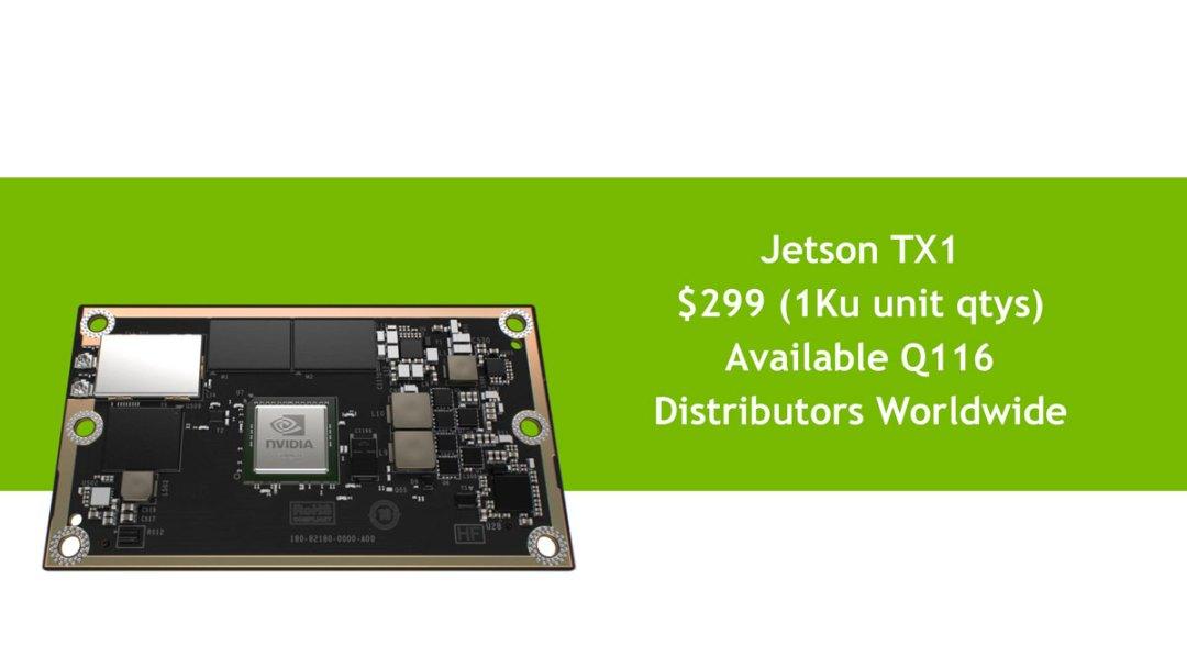 Nvidia Jetson TX1 Mini SuperComputer PR (3)