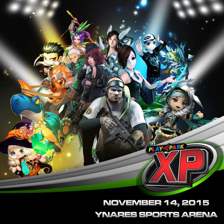 PlayPark XP Gaming Party PR