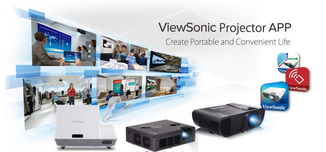 ViewSonic Projector Apps PR