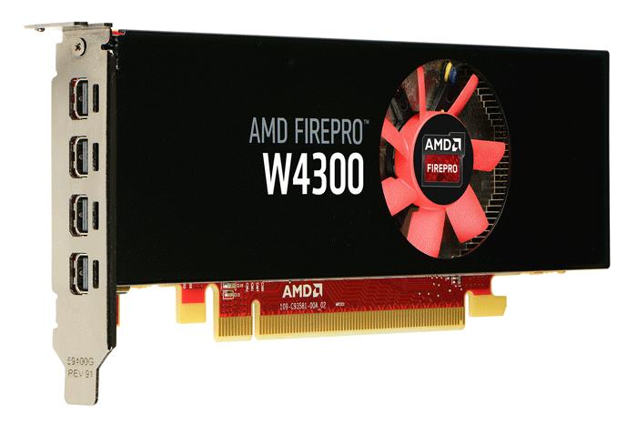 AMD FirePro W4300 PR