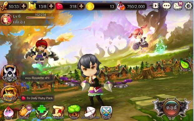 Dragon Encounter Mobile PR (2)