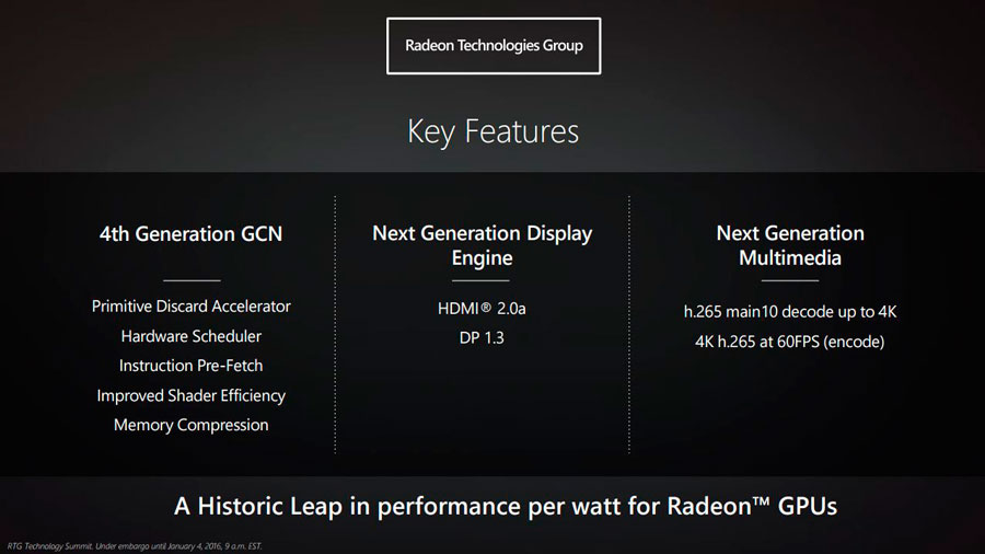 AMD Polaris Architecture Reveal (2)