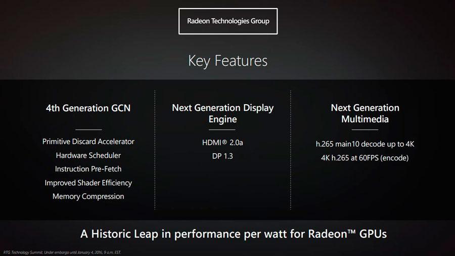 AMD Next Generation Architecture Unveiled: Meet The Polaris