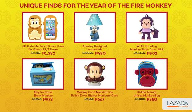 LAZADA Chinese New Year 2016 PR (2)