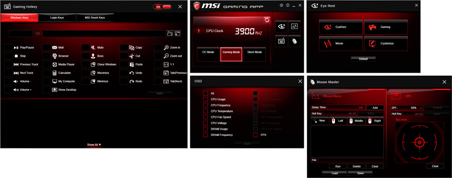 MSI B150M Bazooka Softwares (3)