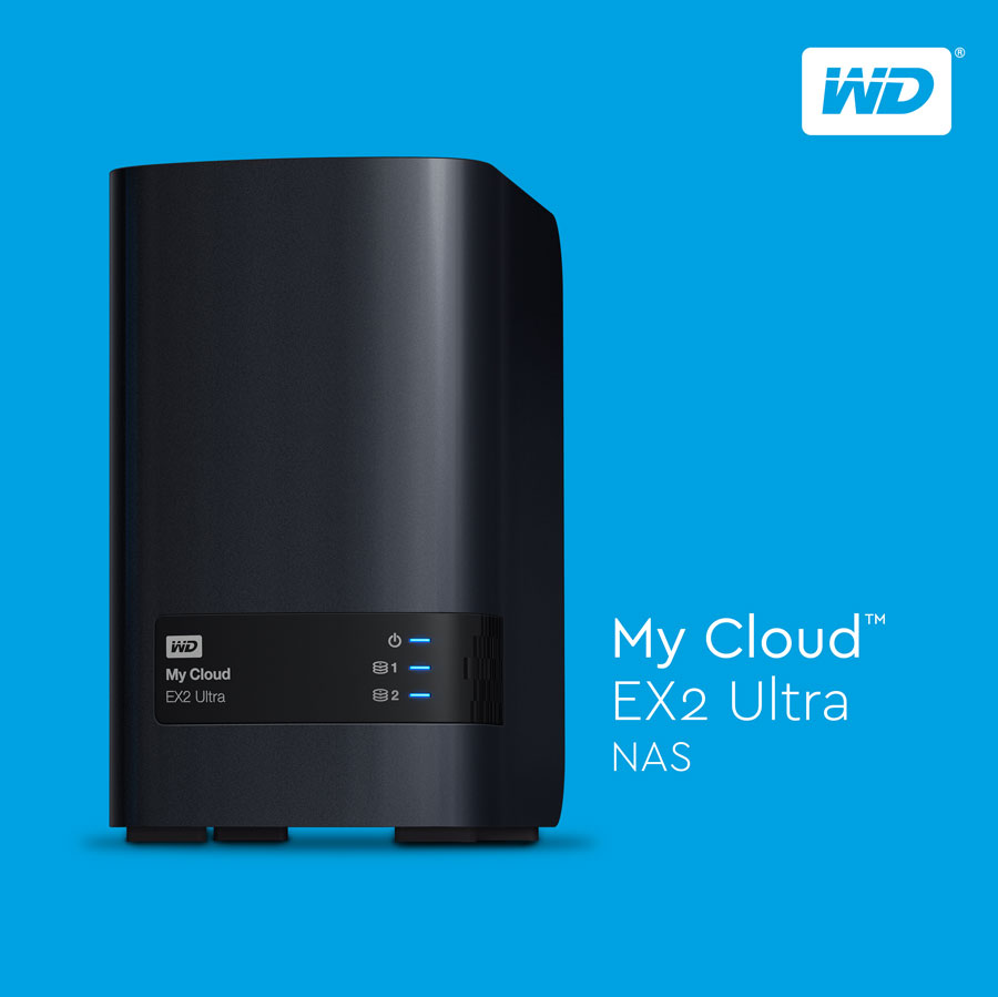 WD Releases 12TB My Cloud EX2 For Prosumers | TechPorn