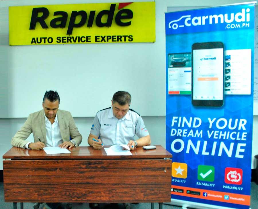 Carmudi Ph Inks Partnership With Rapide Techporn
