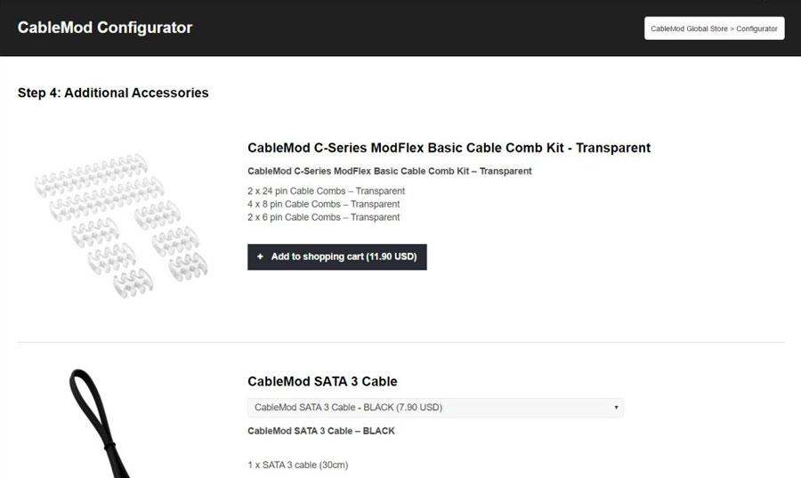 CableMod Configurator PR (3)