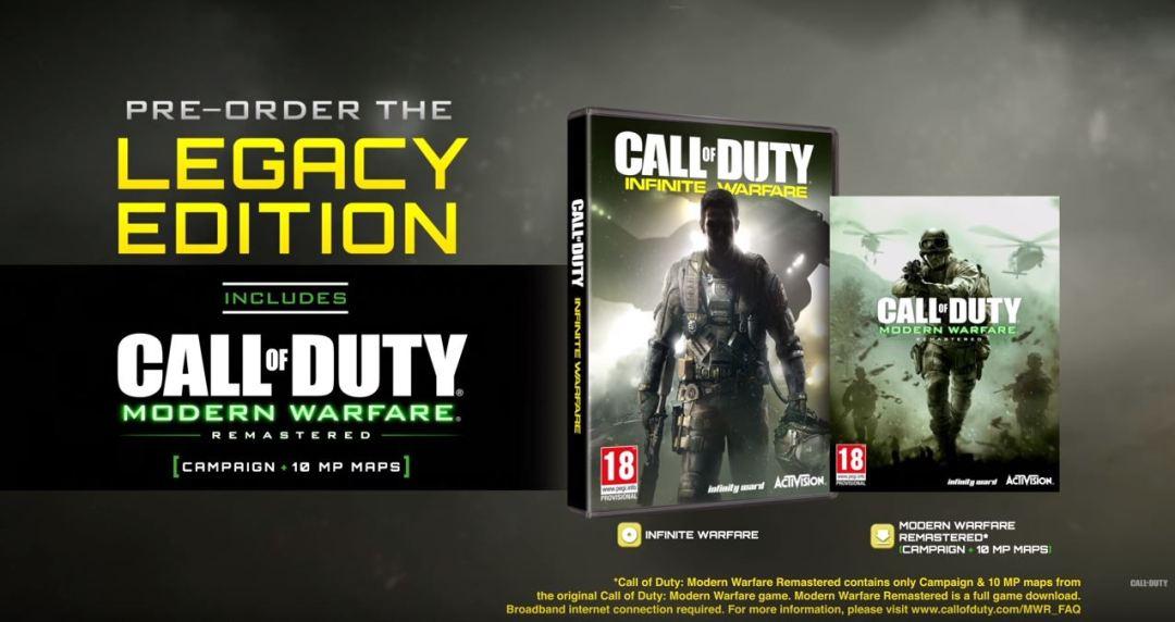 Call of Duty Infinite Warfare Remastred (1)