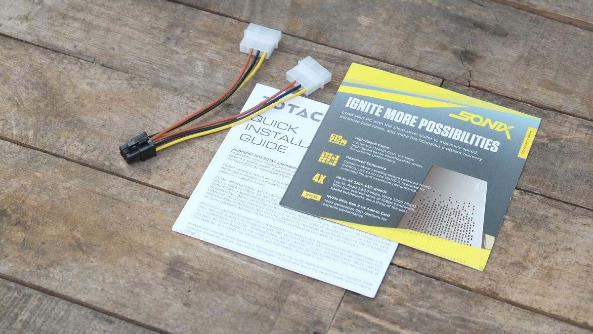 Review | ZOTAC GeForce GTX 1060 AMP Edition | TechPorn