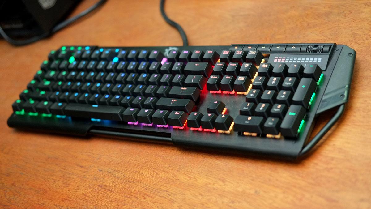 G SKILL RIPJAWS KM780 RGB Mechanical Gaming Keyboard Review