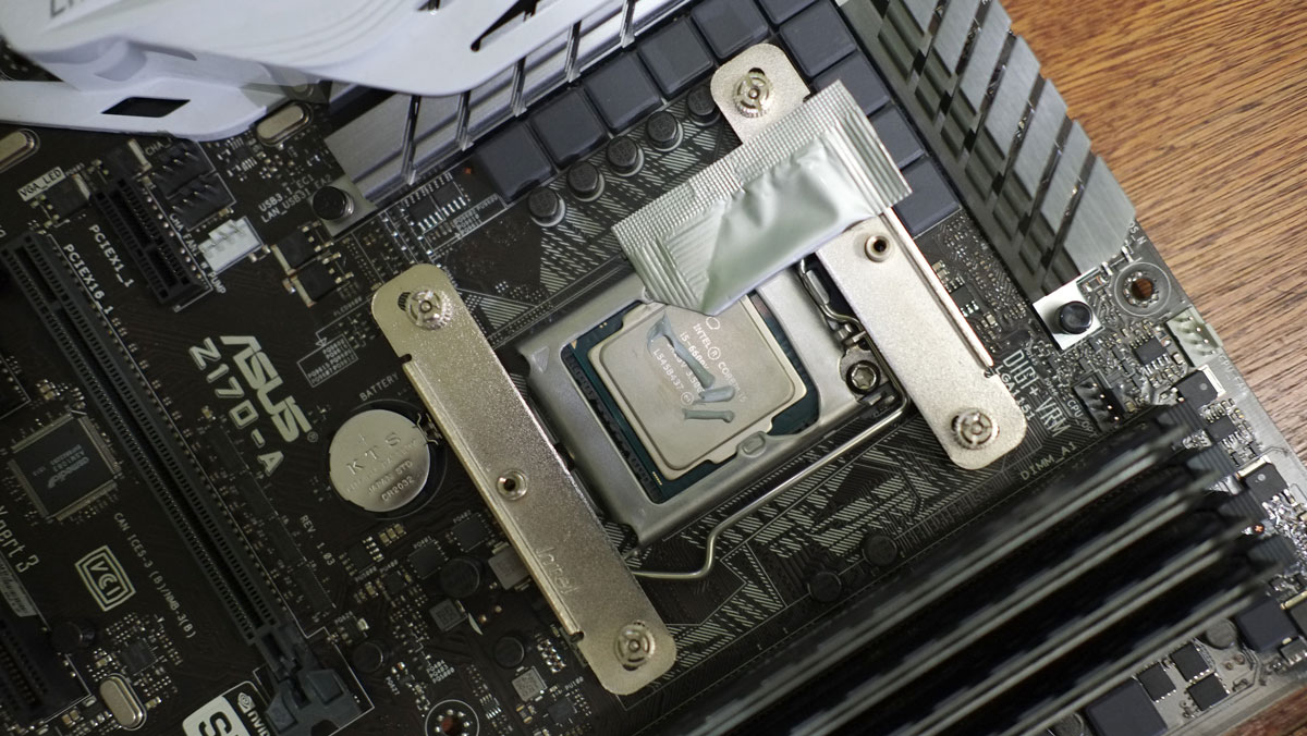 Review | Raijintek Tisis CPU Cooler Redux | TechPorn