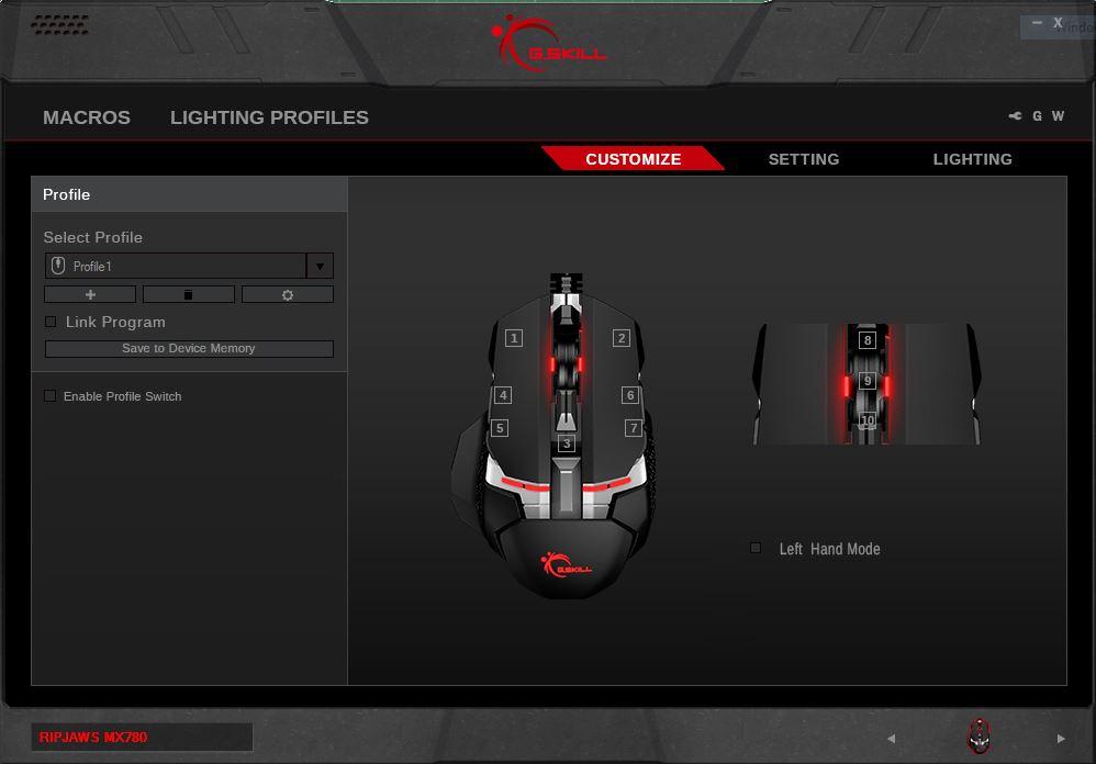 G.SKill Ripjaws MX780 Software (1)