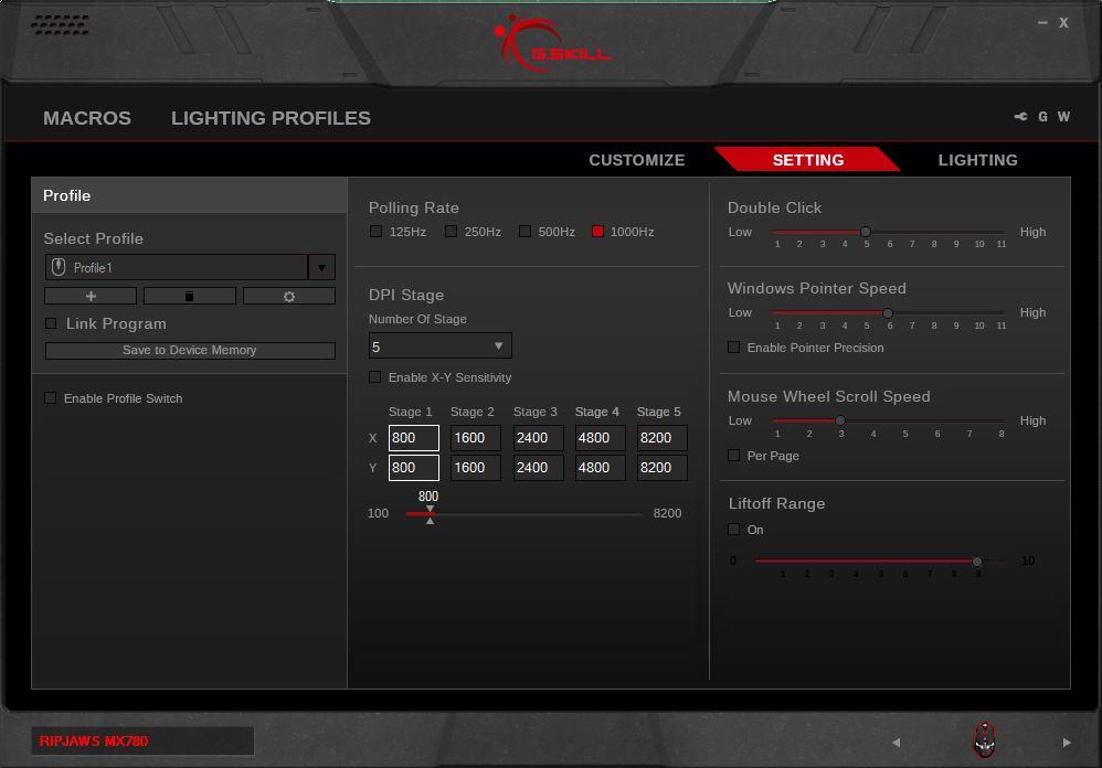 G.SKill Ripjaws MX780 Software (2)
