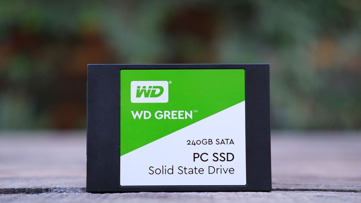 Review | WD Green SSD 240GB Model | TechPorn