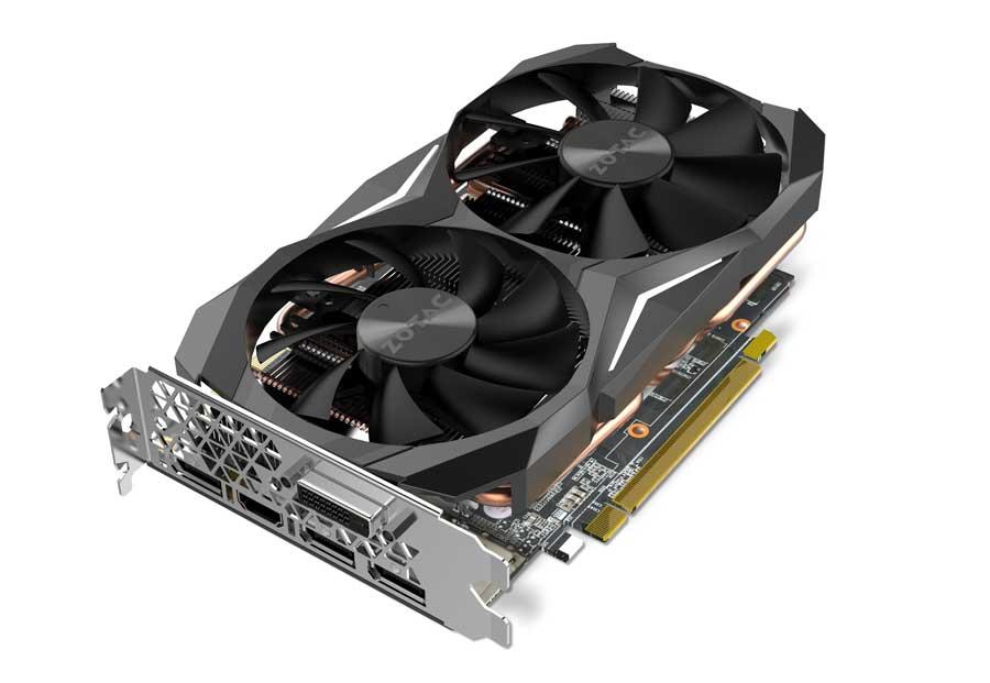 ZOTAC Teases The GeForce GTX 1080 Mini Ahead of CES 2017