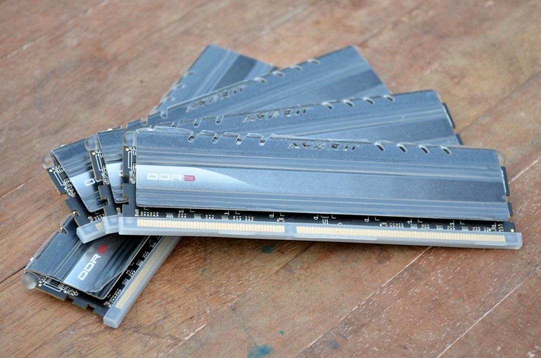 AVEXIR Core Series DDR3 (3)