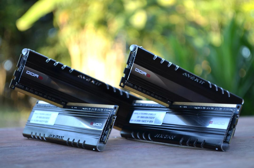 AVEXIR Core Series DDR3 (8)