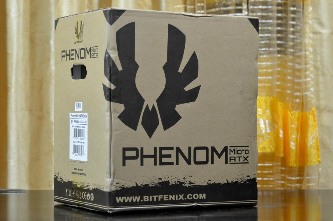 BitFenix Phenom M Review (1)