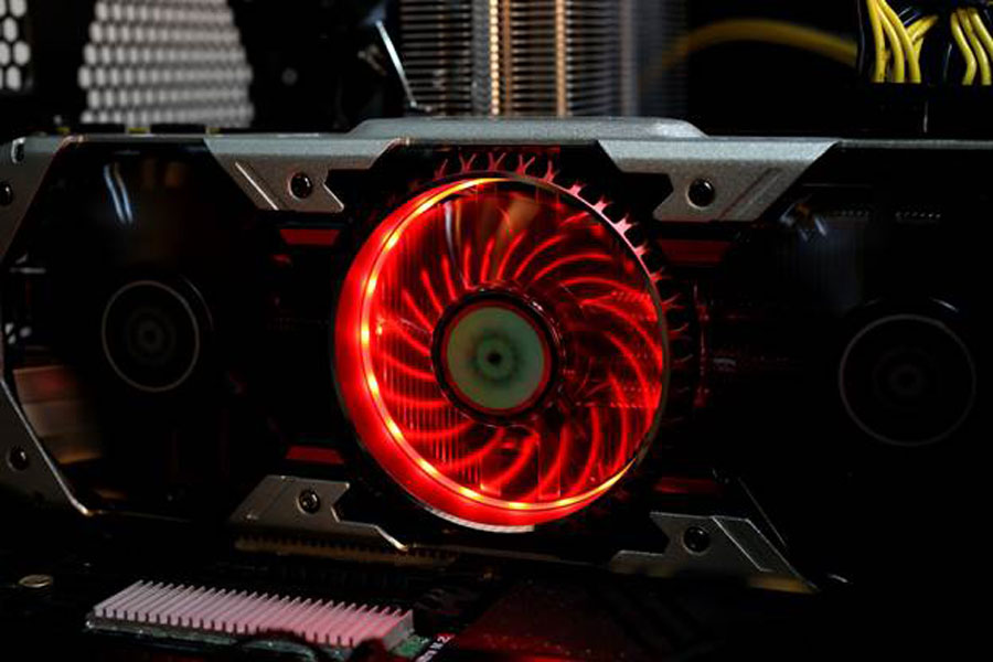 COLORFUL iGame GTX 1070 X-TOP-8G PR (2)