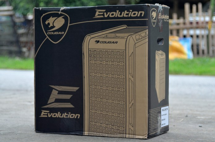 COUGAR Evolution Full Tower Review (1)