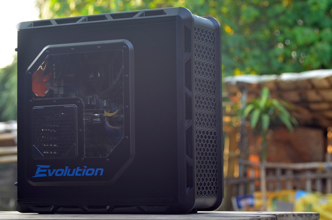 COUGAR Evolution Full Tower Review (62)