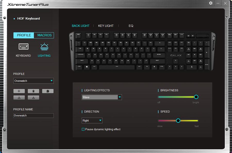 Review | GALAX HOF Black Edition Mechanical Gaming Keyboard | TechPorn