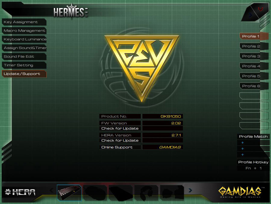 GAMDIAS HERA Software (1)