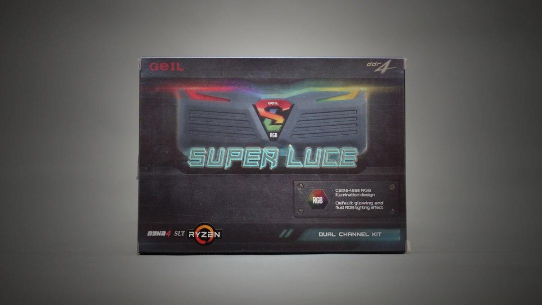 Review | GEIL Super Luce RGB Lite 2400MHZ 8GB DDR4 Memory Kit | TechPorn