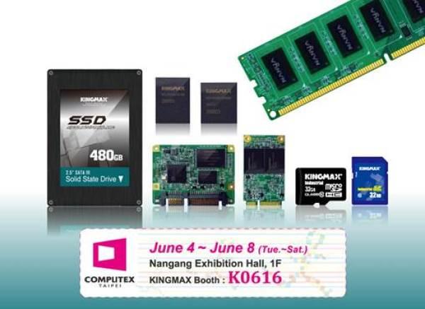 KINGMAX COMPUTEX 2013