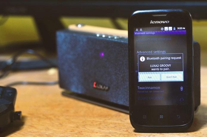 LUXA2 Groovy Wireless Stereo Speaker (11)