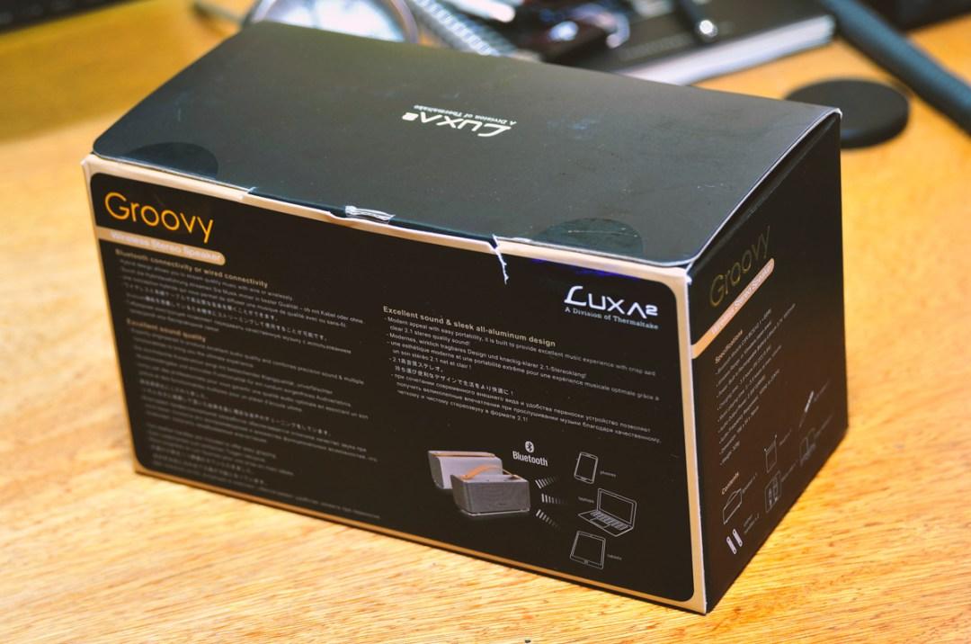 LUXA2 Groovy Wireless Stereo Speaker (2)